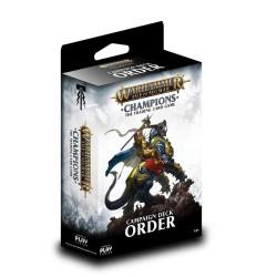 Warhammer Champions Campaign Decks