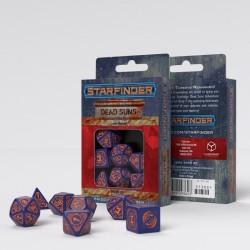 Starfinder Dead Suns Dice Set 7
