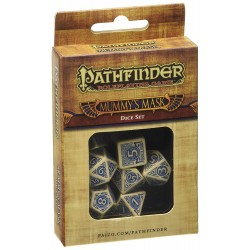 Pathfinder Mummy's Mask Dice Set (7 )