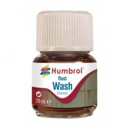 Enamel Wash rust