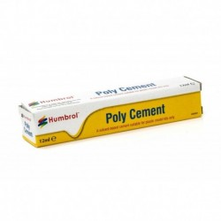 Poly cement 12ml Tube