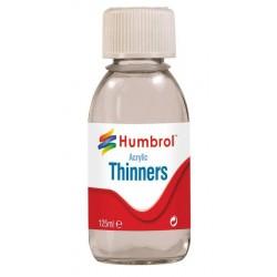 Acrylic thinners 125ml bottle