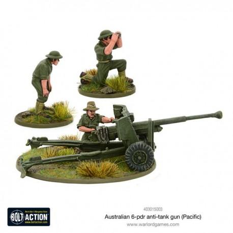 Australian 6-pdr anti-tank gun (Pacific)