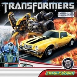 Transformers Bumblebee Chevolet Camara