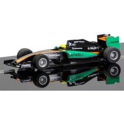 GP Racer Black / Green