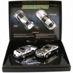 Hyper cars Bugatti Veyron & McLaren SLR