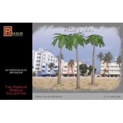 Palm trees - style B