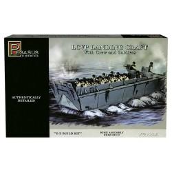 LCVP Landing craft