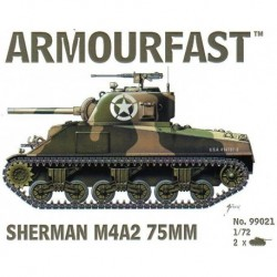 Sherman M4A2 75mm