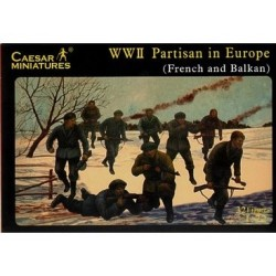 WWII Partisans in Europe