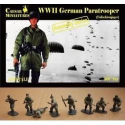 WWII German Paratroopers