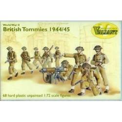 WWII British Tommies