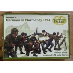 WWII Germans in Normandy 1944
