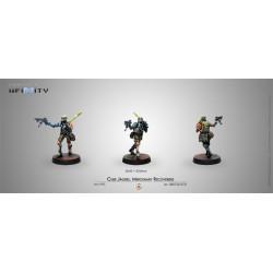 Cube Jagers ,Mercenary Recoverers (SubMachine Gun)