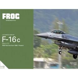 Frog F-16C 72nd RSAF