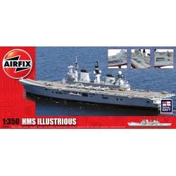 HMS Illustrious 1:350 Scale Warship