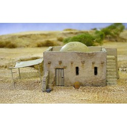 Mud Brick House & Accessory
