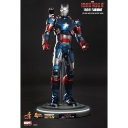 Iron Patriot HOT TOYS