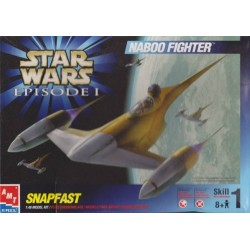 Star Wars Episode 1 Naboo Fighter