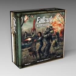 Fallout: Wasteland Warfare : Two Player Starter Set