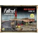 Fallout: Wasteland Warfare : Red Rocket Scenic Set