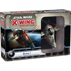 X-Wing Miniatures - Slave I Expansion Pack