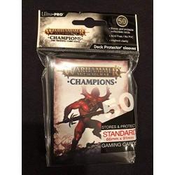 Warhammer: Age Sigmar - Champions Chaos Sleeves