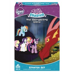 My Little Pony: Tails Equestria The Storytelling Game Starter Set