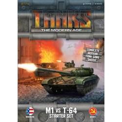 M1 vs T-64 Starter Set