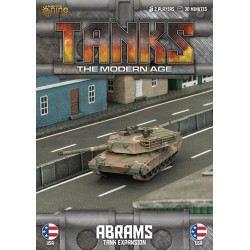American M1 Abrams Tank Expansion