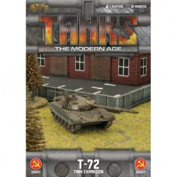 Soviet T-72 Tank Expansion