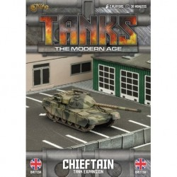 British Chieftain Tank Expansion