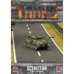 British Scimitar Tank Expansion
