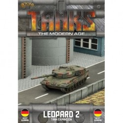 West German Leopard 1 Tank Expansion