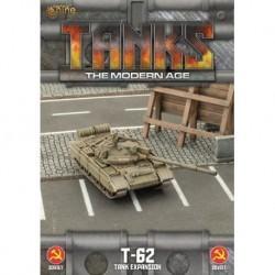Soviet T-62 Tank Expansion