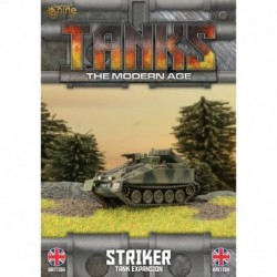 British Striker Tank Expansion