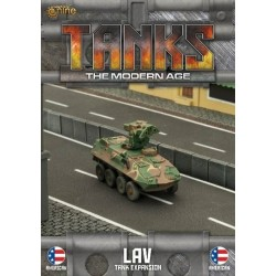 American LAV Tank Expansion