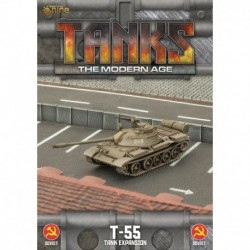 Soviet T-55 Tank Expansion