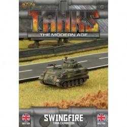 British Swingfire Tank Expansion