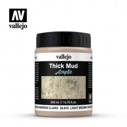 Thick Mud Light Brown