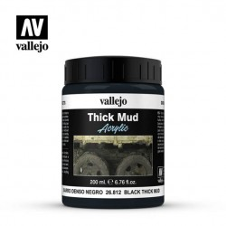Thick Mud Black