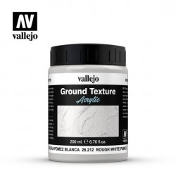 Ground Texture Rough White Pumice 200ml