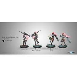 Zerat Special Missions Reg. (Multi Sniper/ Hacker)