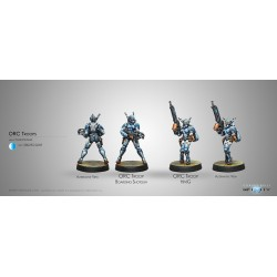 Orc Troops ( HMG  Boarding Shotgun)