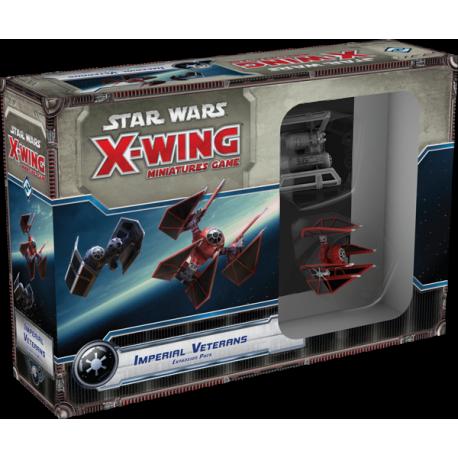 X-Wing Miniatures Imperial Veterans