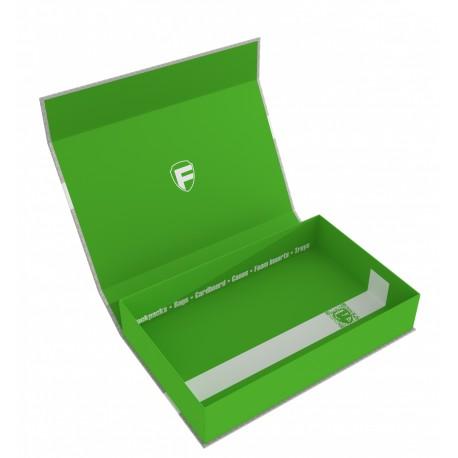 Feldherr Magnetic Box green Half-Size 55 mm empty