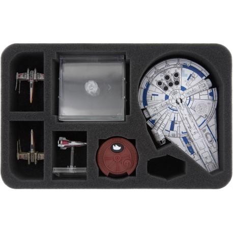 HSMEGR050BO foam tray for Star Wars X-Wing: Lando's Millennium Falcon
