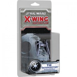 X-Wing Miniatures - TIE Interceptor Expansion Pack