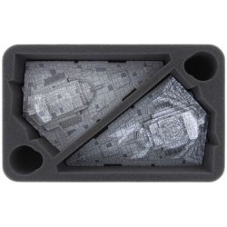 HSDQ075BO foam tray for Star Wars Armada Wave 2 Imperial-Class Star Destroyer or Wave 7 Chimaera