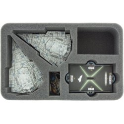 HSBW060BO foam tray for Star Wars Armada Victory-Class Star Destroyer